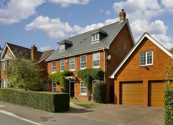 Thumbnail 6 bed detached house for sale in Mckenzie Way, Epsom, Surrey