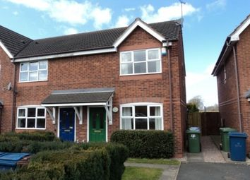 Thumbnail 2 bedroom terraced house to rent in Dickson Road, Stafford