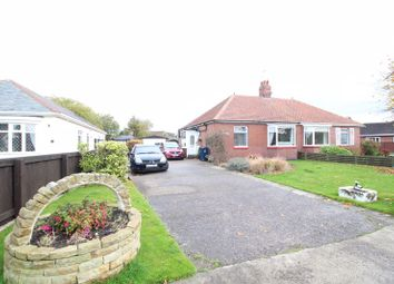Thumbnail 2 bed semi-detached bungalow for sale in Burdon Road, Cleadon, Sunderland
