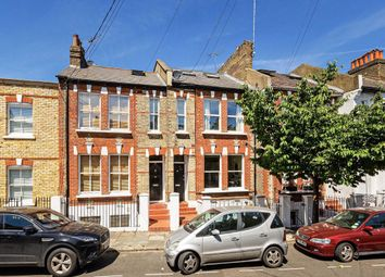 Thumbnail 1 bed flat for sale in Brecon Road, London