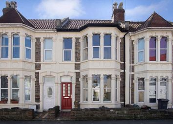 Thumbnail 2 bed terraced house to rent in Leonard Road, Redfield, Bristol