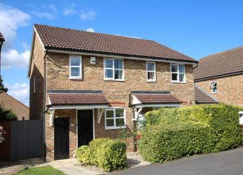 Thumbnail 2 bed semi-detached house for sale in Pondfield Road, Rudgwick, Horsham