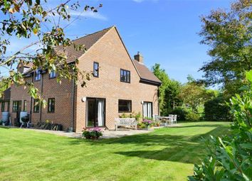 Thumbnail 5 bed detached house for sale in The Quarry, Calne