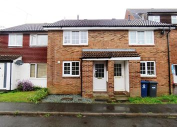 Thumbnail 2 bed terraced house to rent in Homestead, Somersham, Huntingdon