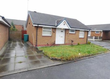 Thumbnail 2 bed detached bungalow for sale in Brinklow Close, Openshaw, Manchester