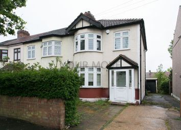 Thumbnail 3 bedroom semi-detached house for sale in The Lodge, Hornchurch Road, Hornchurch