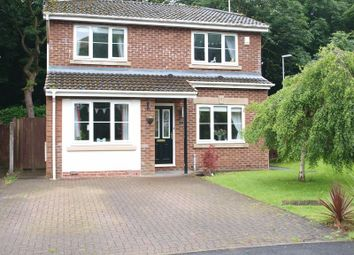 Thumbnail 4 bed detached house for sale in 17 Fellside Gardens, Littleborough, Rochdale