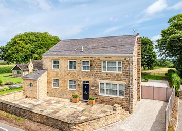 Thumbnail 6 bed country house for sale in Bramham Road, Clifford, West Yorkshire