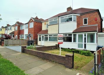 Thumbnail 2 bed semi-detached house for sale in Goodway Road, Great Barr