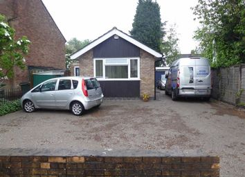 Thumbnail 1 bed detached bungalow for sale in Old Church Road, Bell Green, Coventry