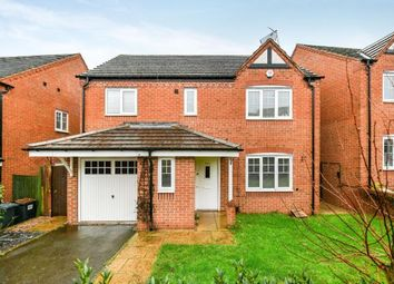 Thumbnail 4 bed detached house for sale in Ley Hill Farm Road, Northfield, Birmingham, West Midlands