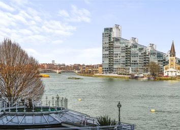 Thumbnail Studio for sale in Chelsea Crescent, Chelsea Harbour, London