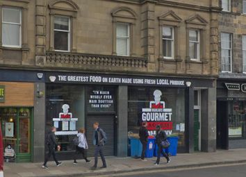 Thumbnail Restaurant/cafe to let in Shandwick Place, Edinburgh