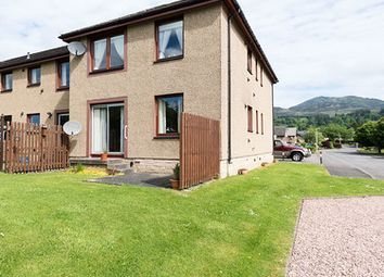 Thumbnail 2 bed flat for sale in Knockard Avenue, Pitlochry