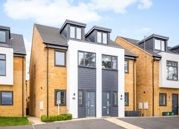 Thumbnail 3 bed semi-detached house for sale in Newdawn Place, Cheltenham