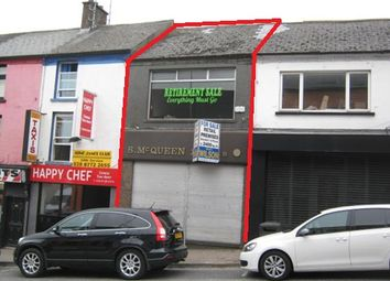 Thumbnail Retail premises for sale in Scotch Street, Dungannon