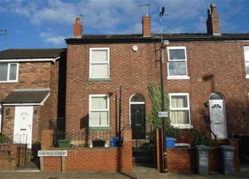 Thumbnail 2 bed terraced house to rent in Oakfield St, Altrincham