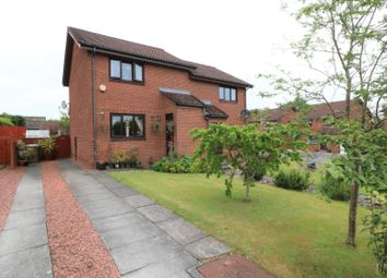 Thumbnail 2 bed semi-detached house for sale in Blenheim Place, Larbert