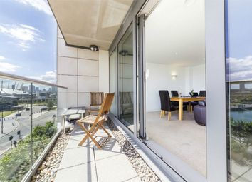 Thumbnail 2 bed flat for sale in Alaska Apartments, 22 Western Gateway, London