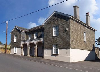 Thumbnail 5 bedroom detached house for sale in Tavistock Road, Roborough, Plymouth, Devon