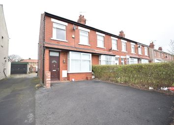 Thumbnail 3 bedroom end terrace house to rent in Cherry Tree Road, Blackpool
