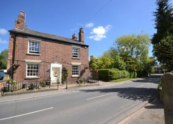 Thumbnail 4 bed detached house for sale in Town House, 73 Town Road, Croston