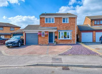 Thumbnail 4 bed detached house for sale in Locking Close, Bowerhill, Melksham