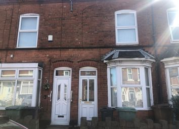 4 bed terraced house to rent in Dora Street, Walsall WS2