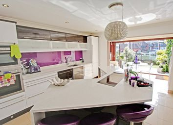 Thumbnail 3 bedroom town house for sale in Sennen Place, Port Solent, Portsmouth