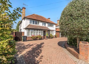 Queensmead Avenue, Epsom KT17. 4 bed detached house