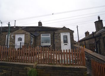 Thumbnail 1 bed terraced bungalow to rent in Prospect View, Queensbury, Bradford