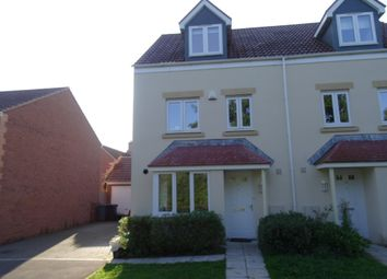 Thumbnail 4 bed semi-detached house to rent in Green Crescent, Frampton Cotterell, Bristol