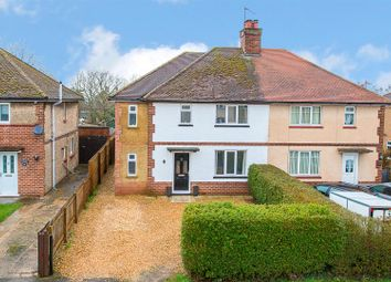 Thumbnail 3 bed semi-detached house for sale in Kirby Road, Gretton
