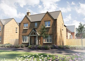 """Thumbnail 4 bedroom detached house for sale in """"The Ambleside"""" at Bretch Hill, Banbury"""