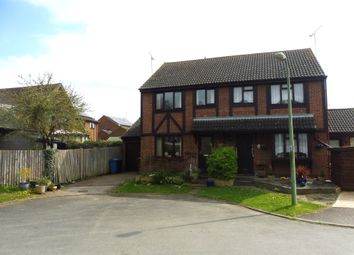 Thumbnail 3 bedroom semi-detached house for sale in Sp, Shotley Gate, Ipswich