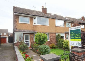 Thumbnail 3 bedroom semi-detached house for sale in Southbourne Road, Wallasey