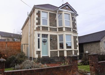 Thumbnail 3 bed detached house to rent in Middle Road, Kingswood, Bristol