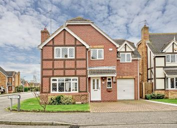 4 bed detached house for sale in Tansur Court, St. Neots PE19