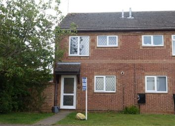 Thumbnail 2 bed semi-detached house to rent in Pound Lane, Northampton