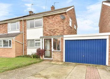 Thumbnail 3 bedroom semi-detached house for sale in Eynsham, West Oxford