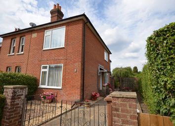 Thumbnail 3 bed semi-detached house for sale in Prospect Road, Rowledge, Farnham, Surrey