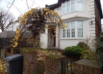 Thumbnail 4 bed semi-detached house to rent in North End Road, Golders Green