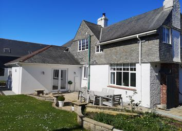 Thumbnail 5 bed detached house for sale in Porthrepta Road, Carbis Bay, St. Ives