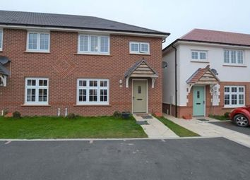 Thumbnail 3 bed end terrace house for sale in Carver Row, Saighton, Chester