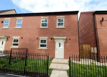 Thumbnail 3 bedroom semi-detached house to rent in Maybury Road, Hull