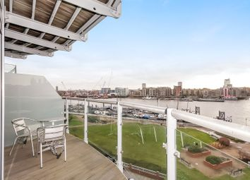 Thumbnail 2 bedroom flat for sale in Waterside Building, 1 Wapping High Street, London
