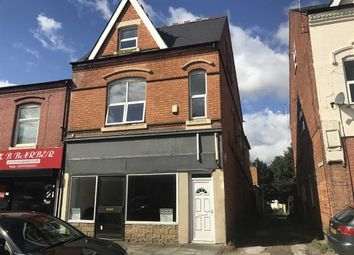 Thumbnail Commercial property for sale in Albert Road, Stechford, Birmingham