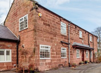 Thumbnail 4 bed cottage for sale in Willaston Road, Thornton Hough, Wirral, Merseyside
