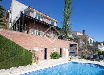Thumbnail 6 bed villa for sale in Spain, Barcelona North Coast (Maresme), Alella, Lfs4901