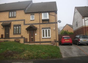 Thumbnail 3 bed property to rent in 5 St Thomas Close, Brackla, Bridgend, Mid. Glamorgan.